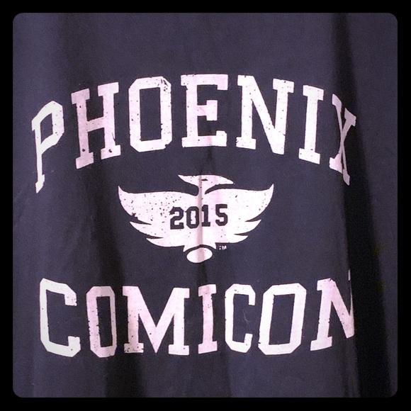 Other - Phoenix Comic Con 2015 logo T-Shirt, 3XL